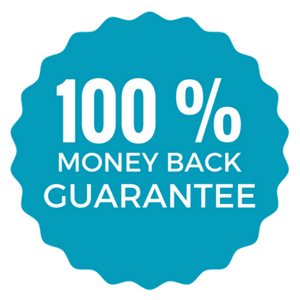Trust Seal for 100% Money Back