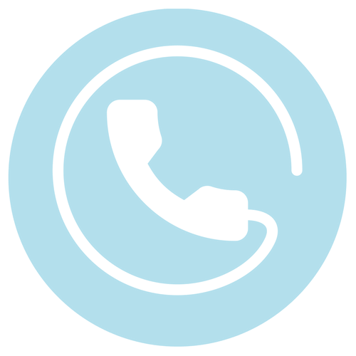 phone number badge