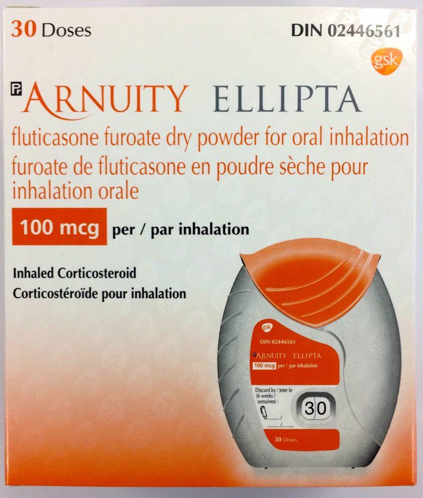 Buy Arnuity Ellipta Online