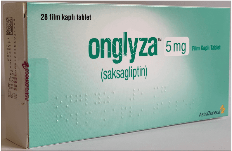 Onglyza 5 mg 28 tablets by AstraZenaca