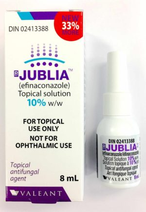 Buy Jublia 10% 8ml Solution from Canada