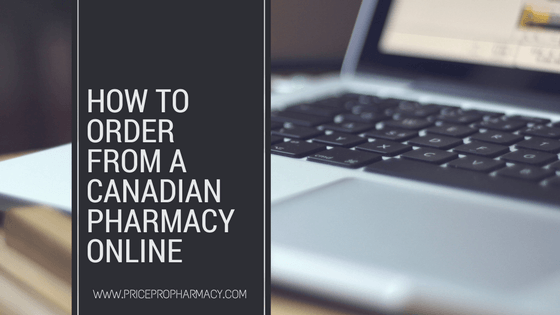 Guide to ordering from Canadian Pharmacy Online