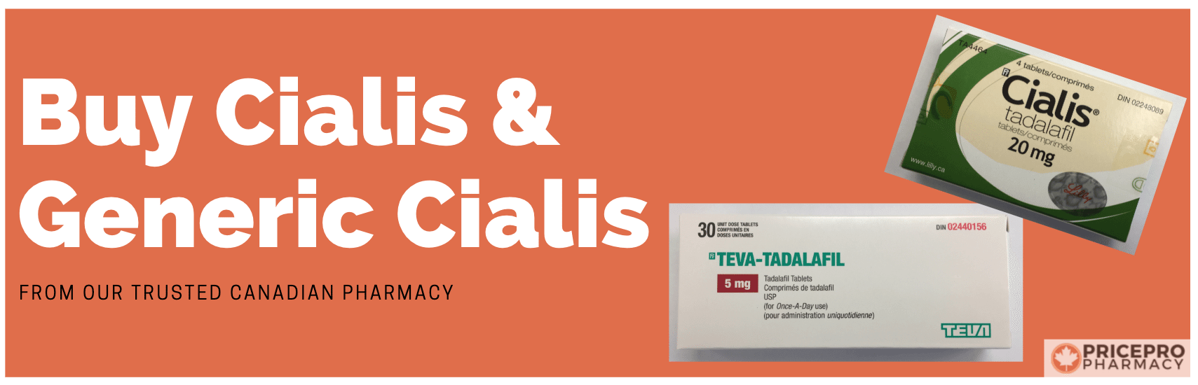 Compare Cialis and Generic Cialis