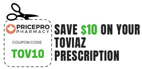 Free Toviaz Coupon