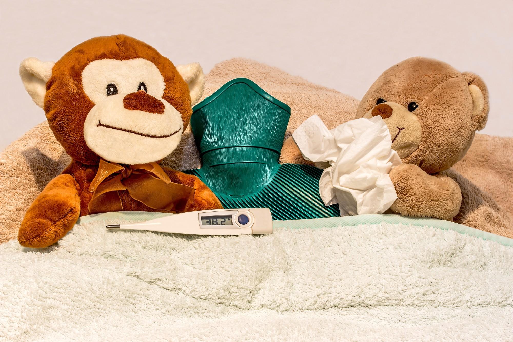 respiratory infection symptoms