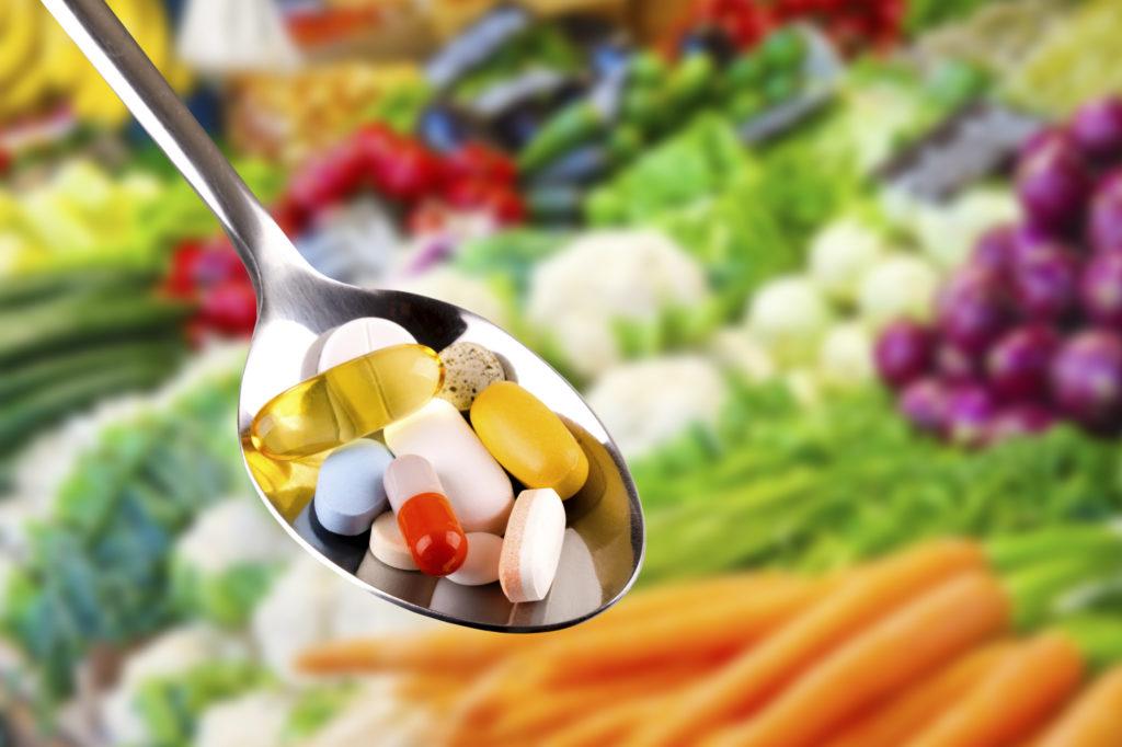 vitamin research