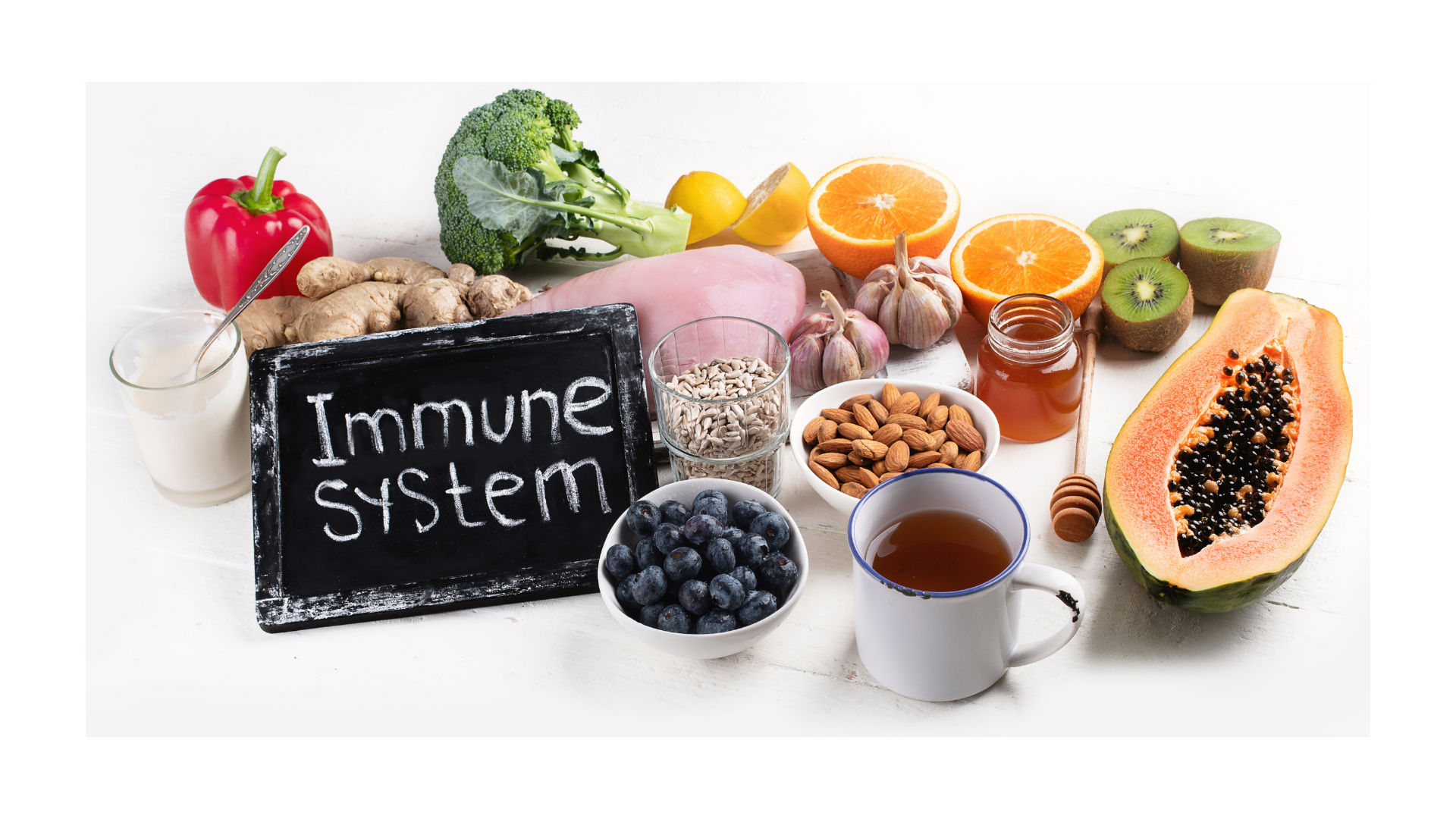 foods to boost the immune system