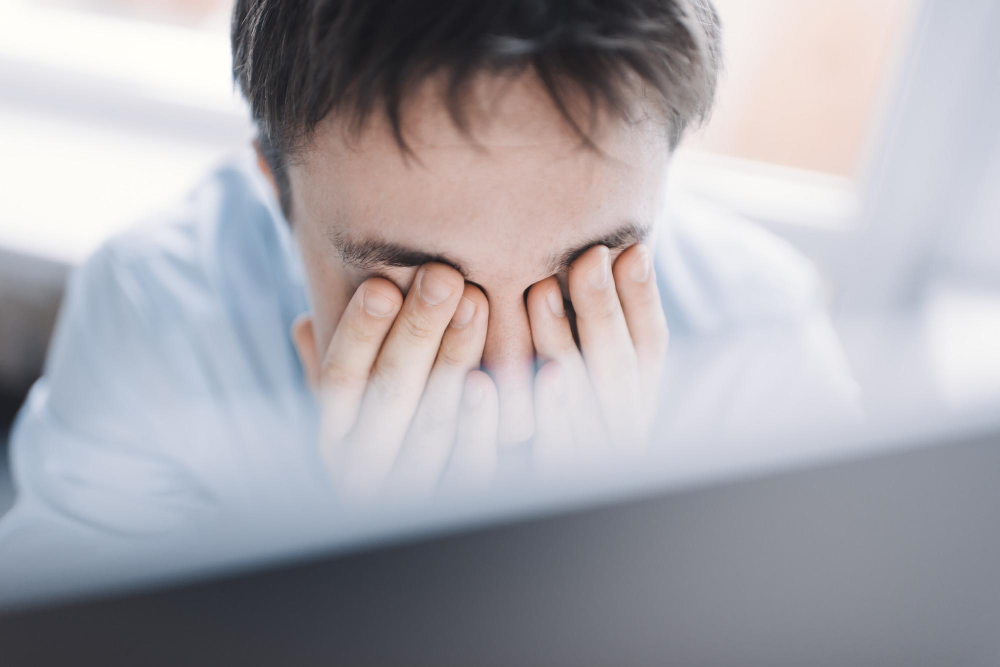 overworked symptoms